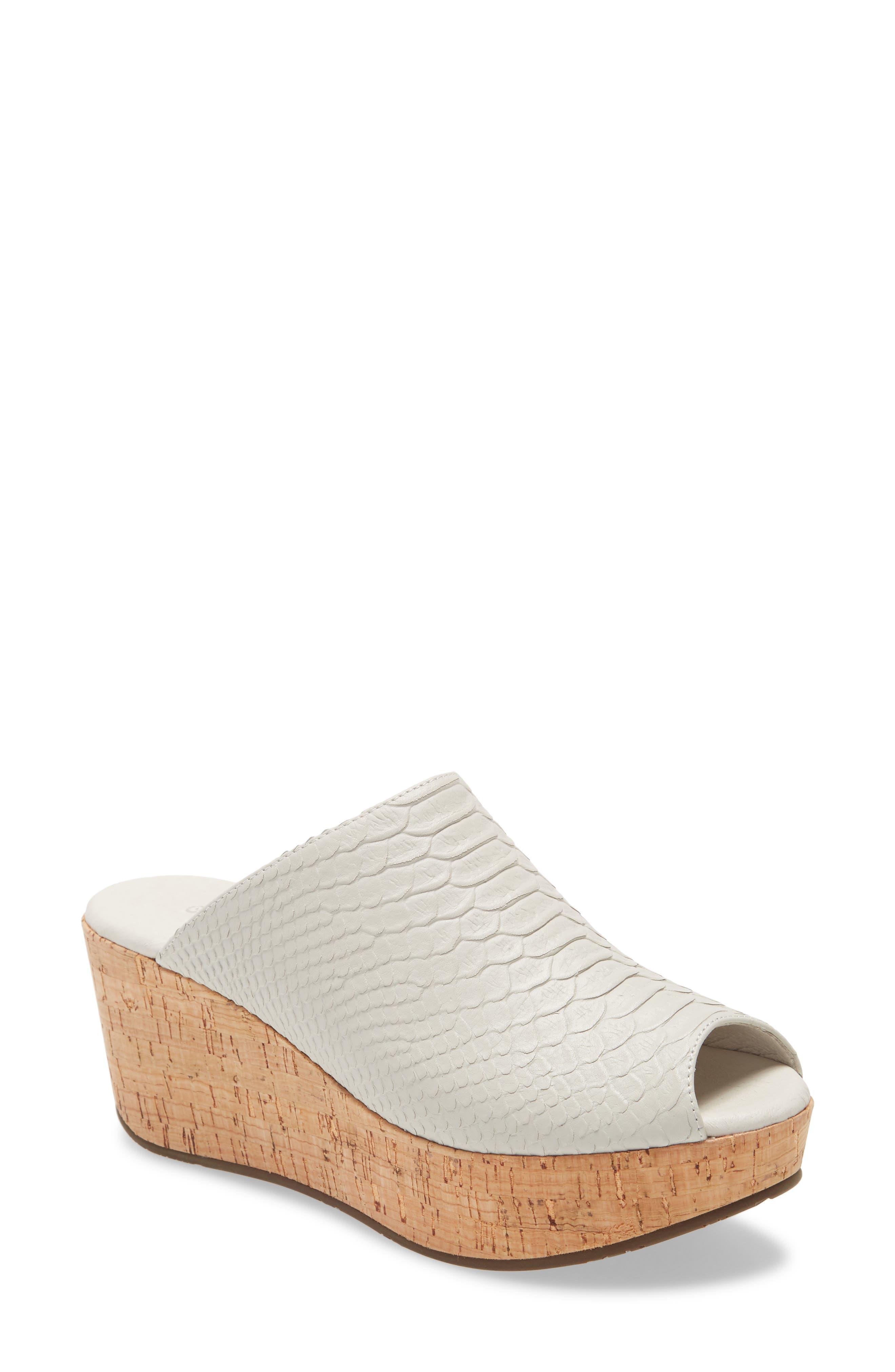 Yiona Wedge Slide Sandal