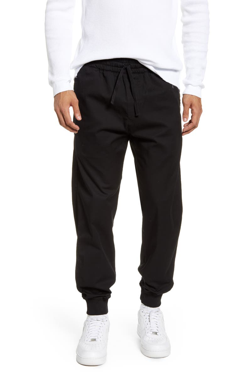 CARHARTT WORK IN PROGRESS Madison Joggers, Main, color, BLACK