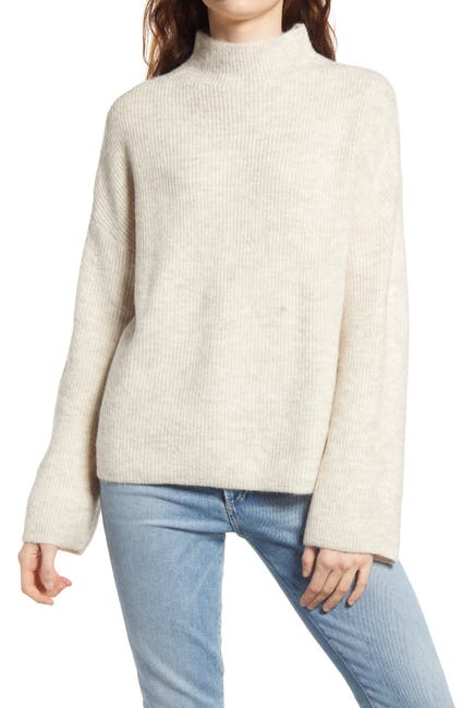 Image of Chelsea28 Funnel Neck Pullover