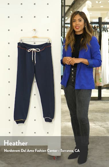 The Cropped Sweatpants, sales video thumbnail