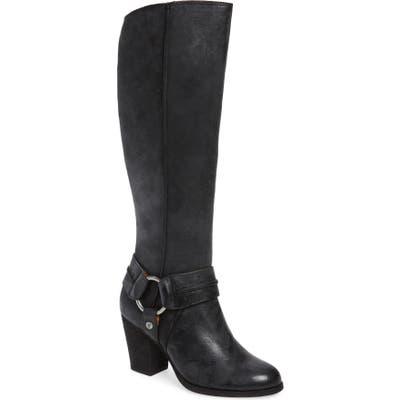 Frye Essa Tall Boot- Black