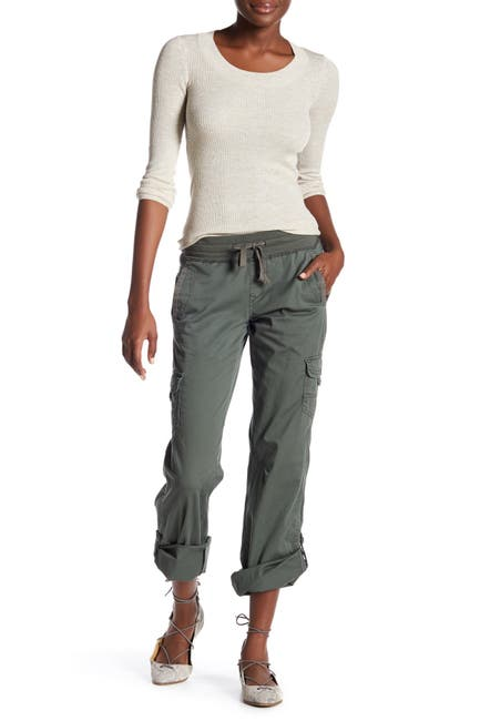 Image of SUPPLIES BY UNIONBAY Lilah Rolled Cargo Pants