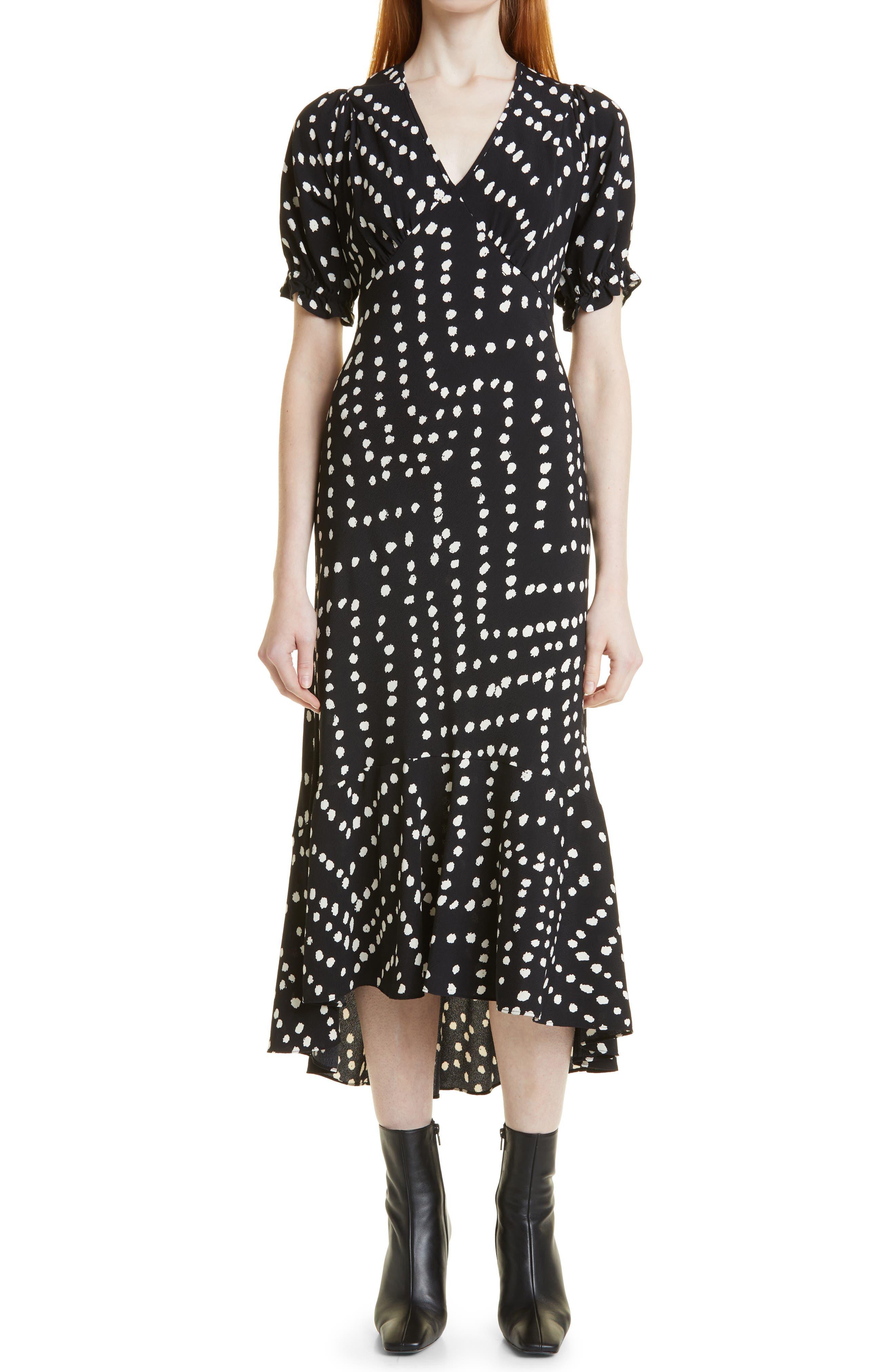 Orla Puff Sleeve Dress