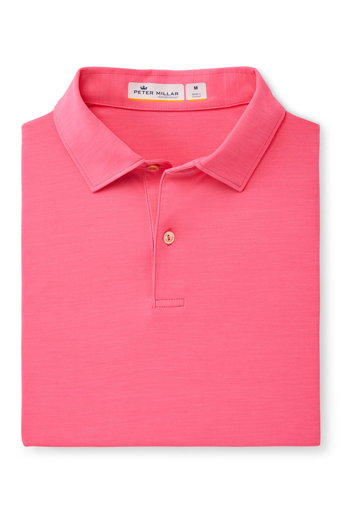 Image of Peter Millar Solid Knit Polo