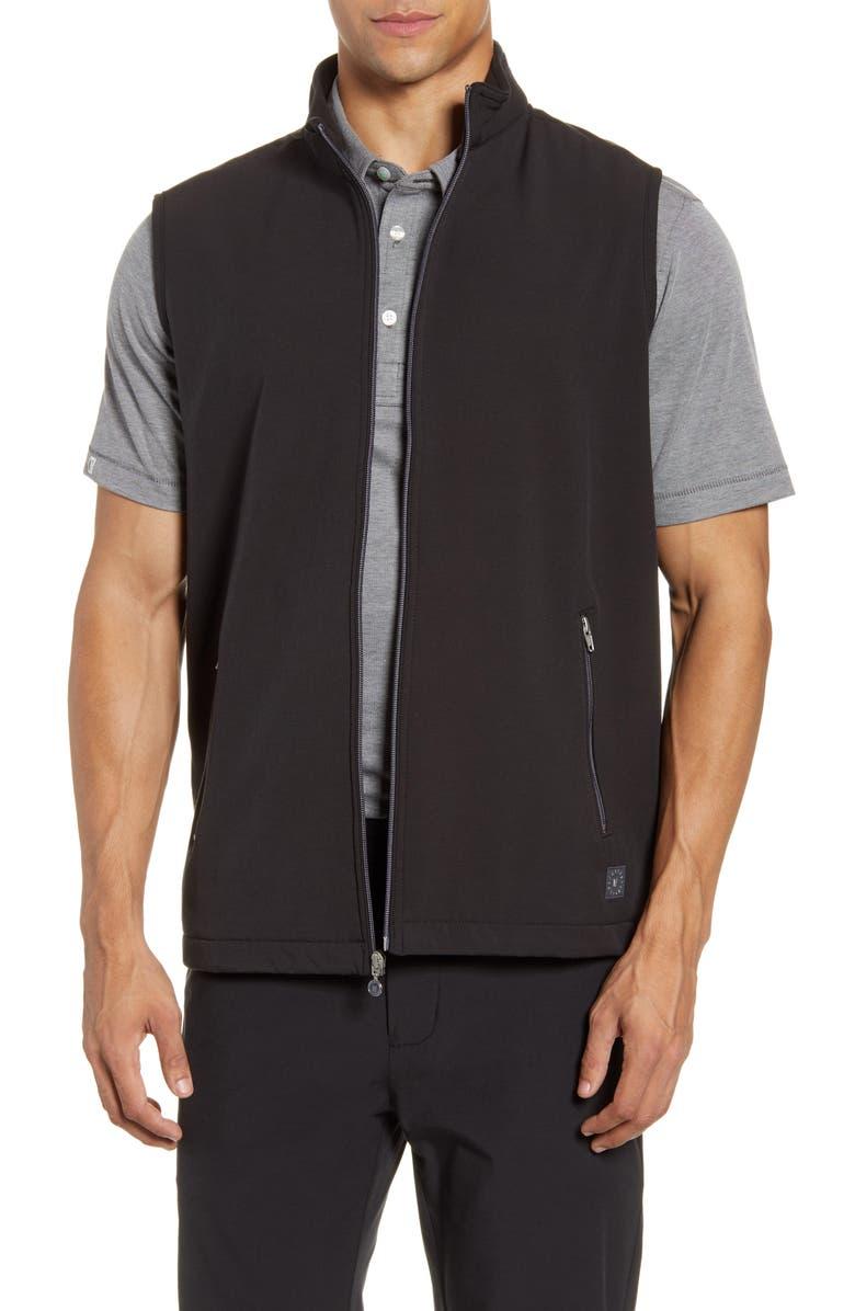 LINKSOUL Aigas Vest, Main, color, TRUE BLACK
