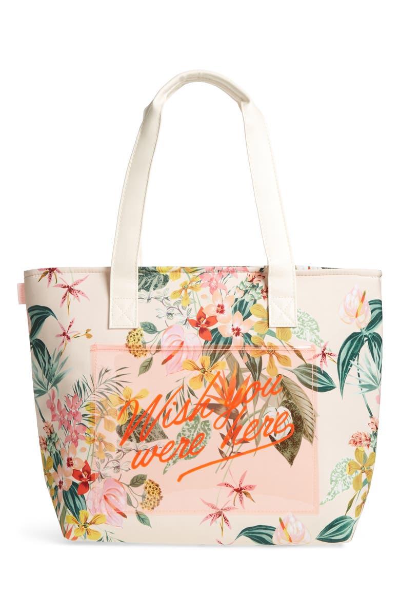 BAN.DO Paradiso Cooler Bag, Main, color, 901