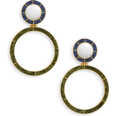 Monica Sordo Yma Drop Earrings