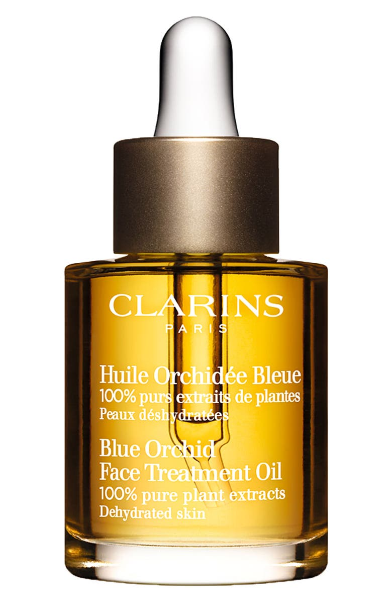 CLARINS Blue Orchid Face Treatment Oil, Main, color, 000