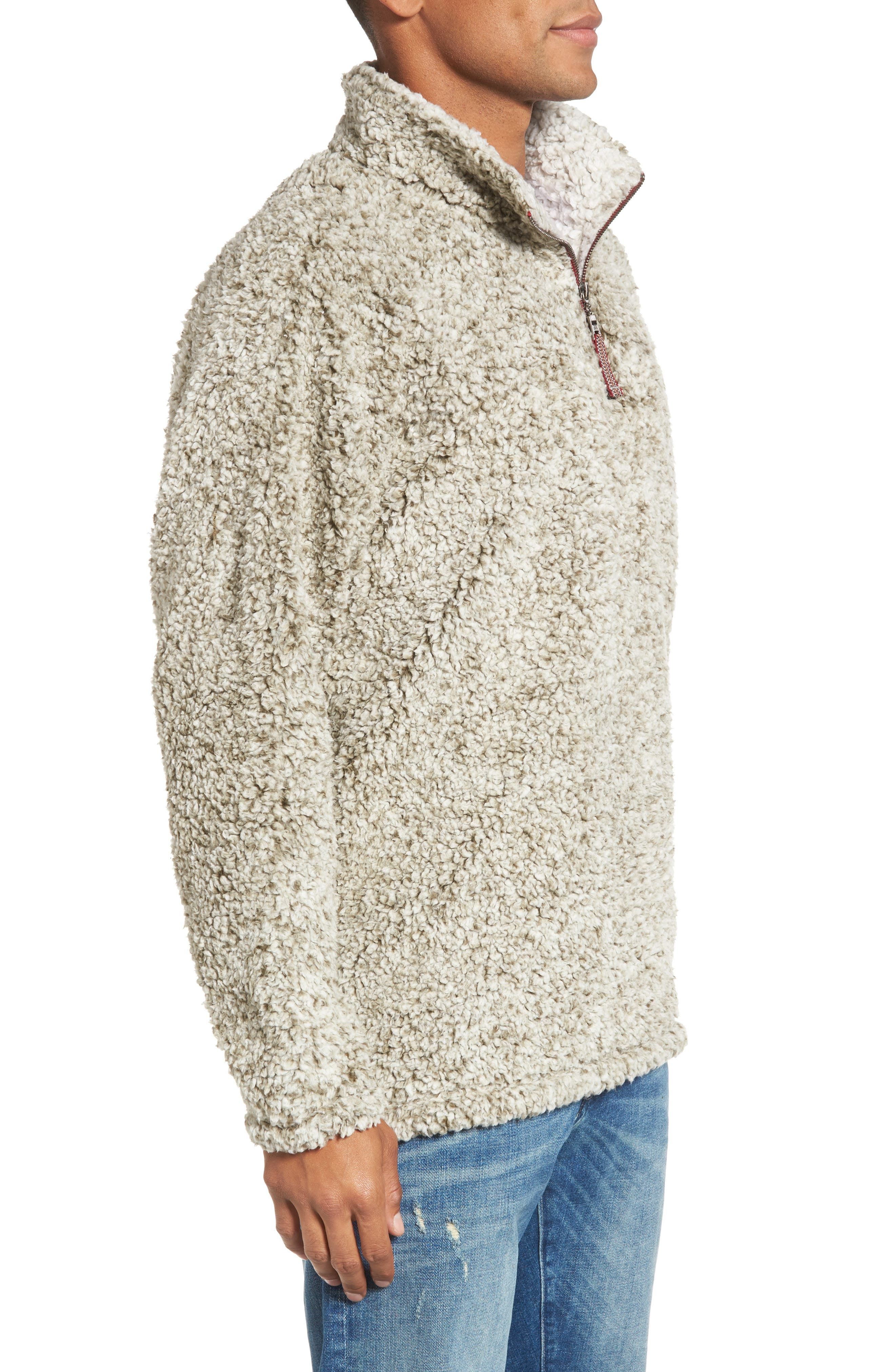 ,                             Frosty Tipped Quarter Zip Pullover,                             Alternate thumbnail 24, color,                             381