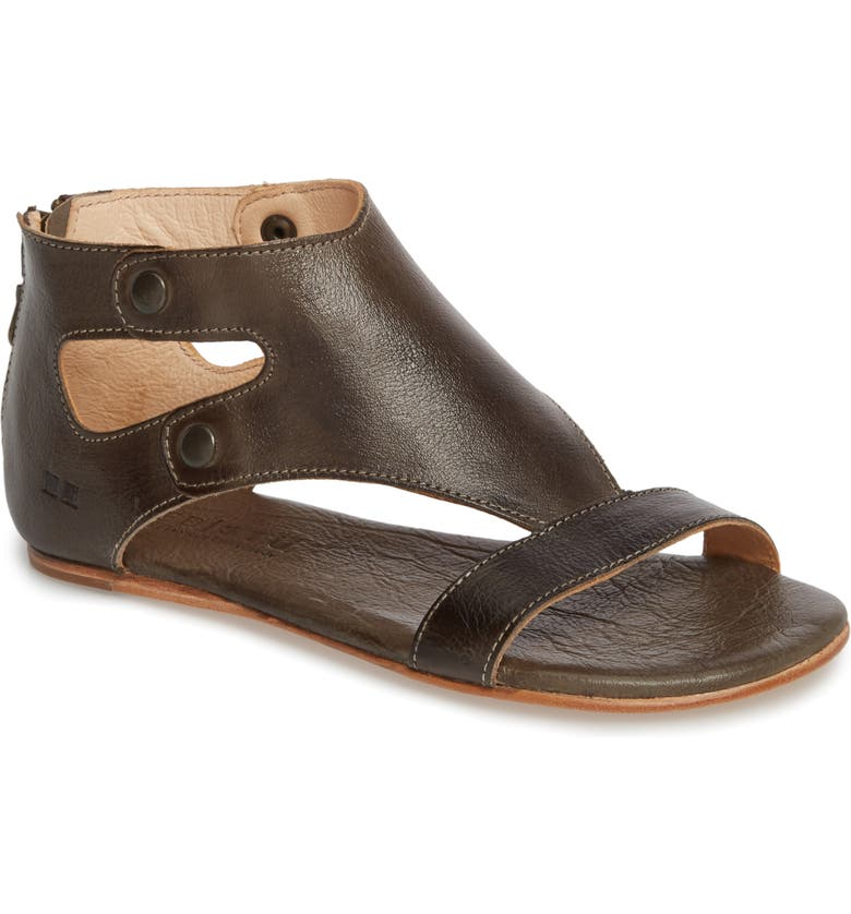 BED STU Soto Sandal, Main, color, TAUPE LEATHER