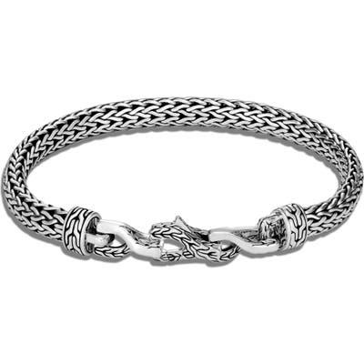 John Hardy Asli Classic Chain Link 6.5mm Chain Bracelet