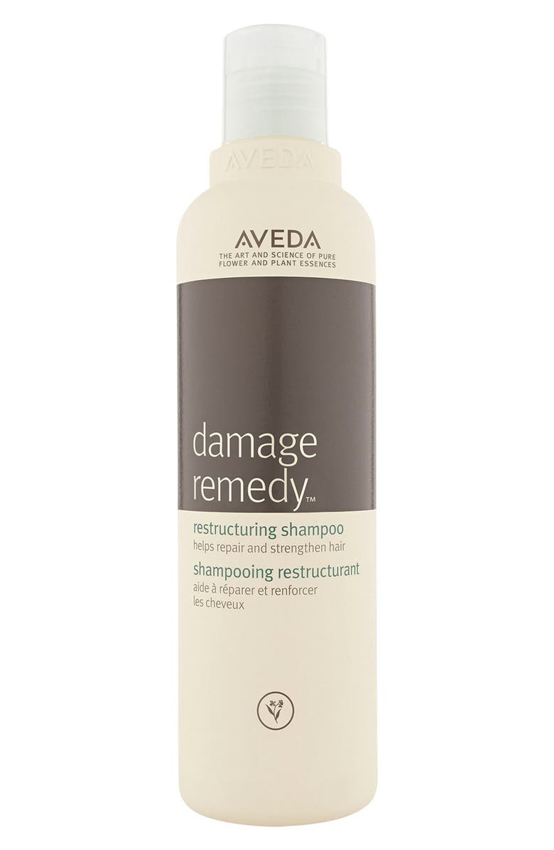 AVEDA damage remedy<sup>™</sup> Restructuring Shampoo, Main, color, NO COLOR