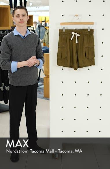 Drapey Cargo Shorts, sales video thumbnail