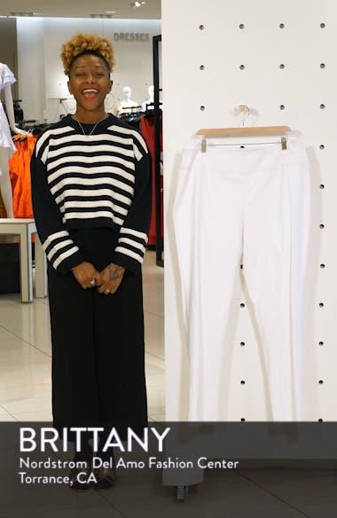 Polished Wonderstretch Slim Pants, sales video thumbnail