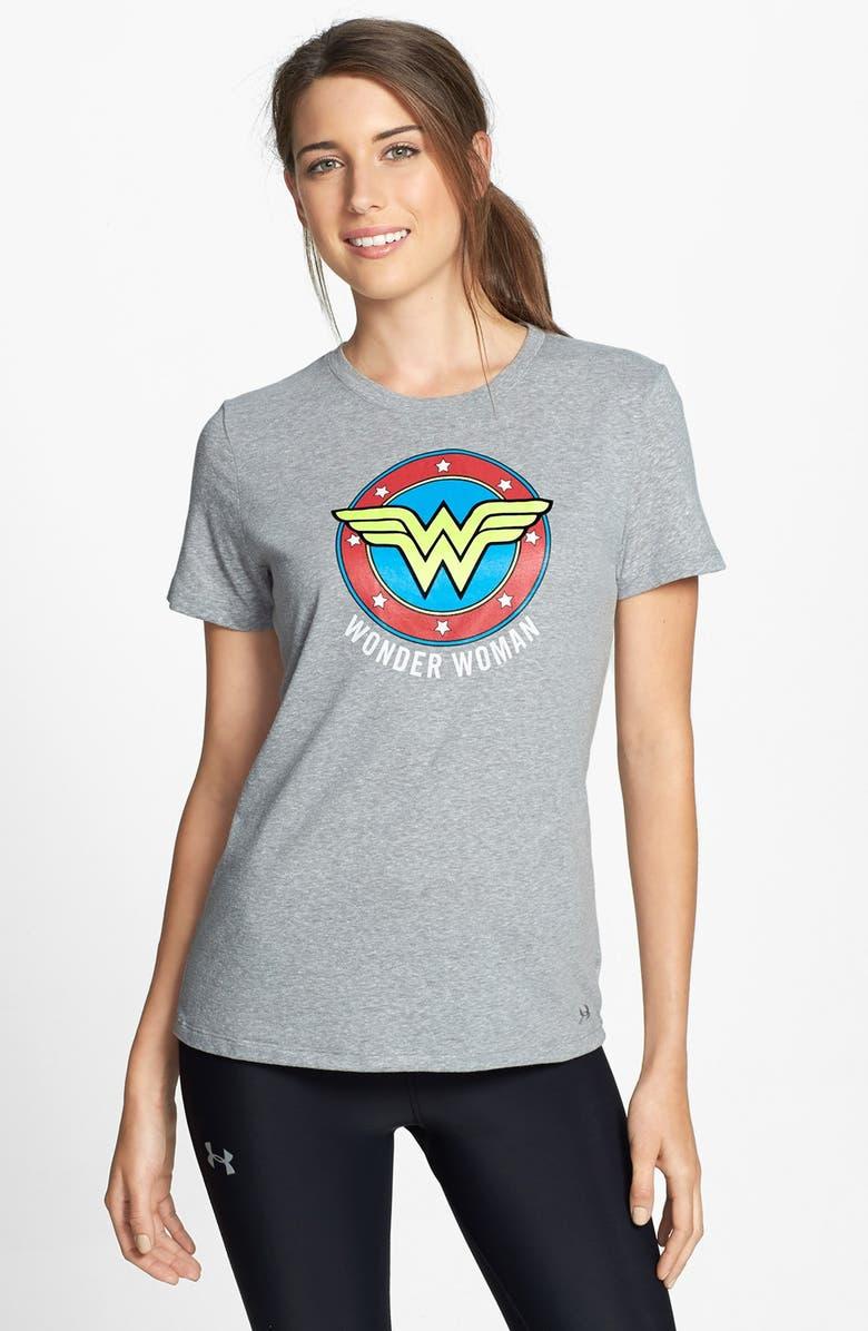 fd5cde39 Under Armour 'Alter Ego - Wonder Woman' Tee   Nordstrom
