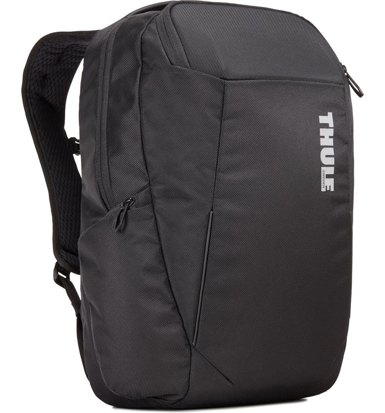 THULE Accent 23-Liter Backpack, Main, color, BLACK