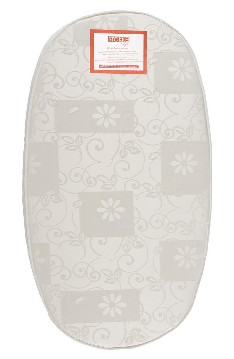 STOKKE Sleepi Mattress, Main, color, WHITE