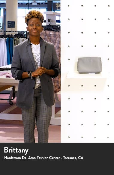 Jemira Bow Leather Clutch, sales video thumbnail