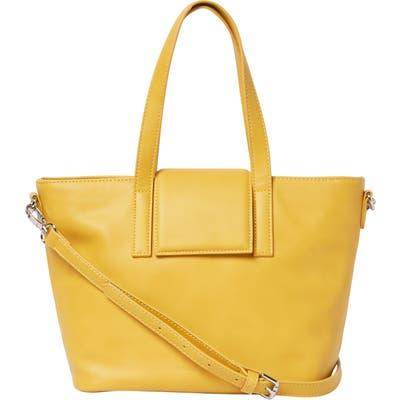 Urban Originals Together Vegan Leather Tote - Yellow