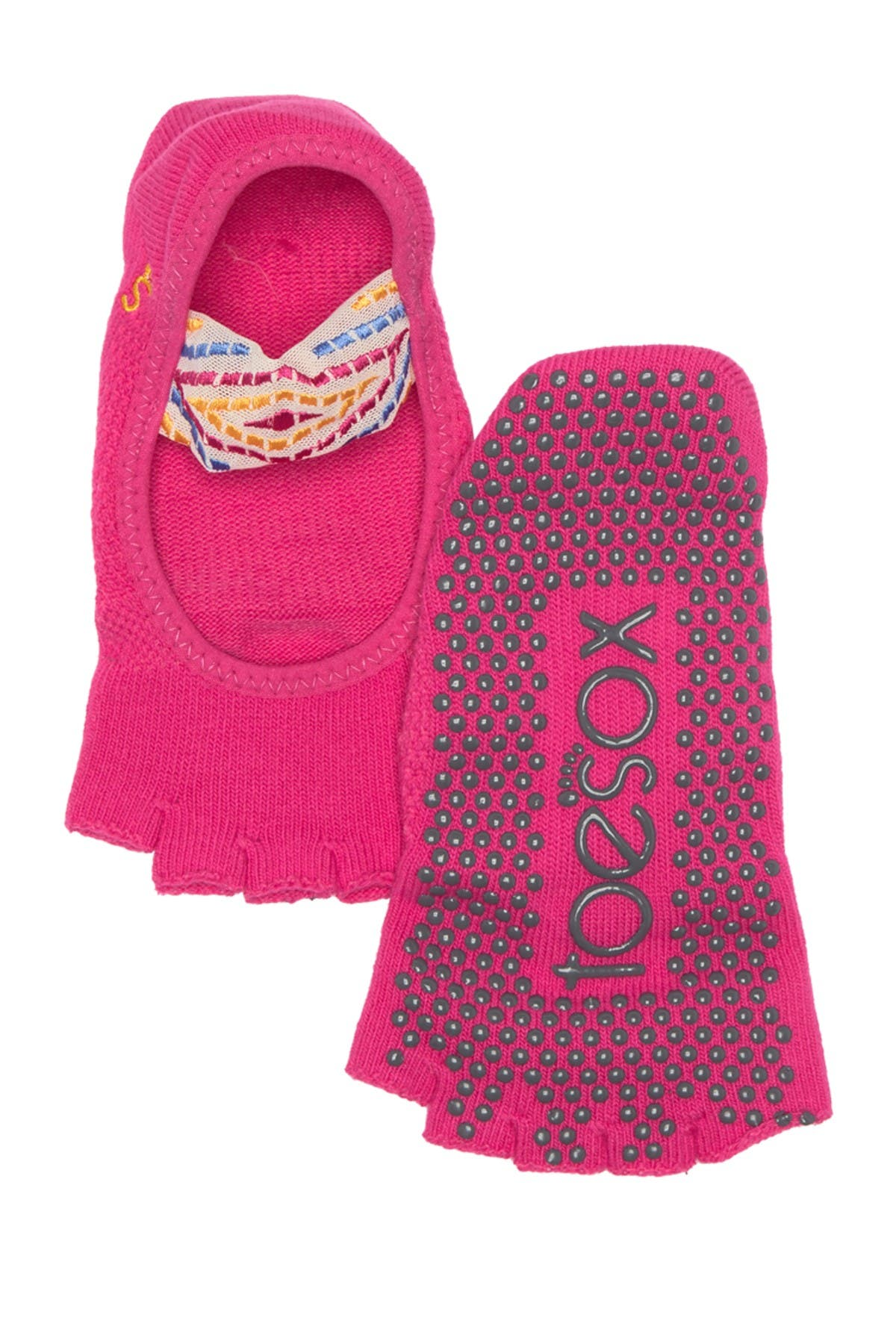 Image of ToeSox Half Toe Mia Grip Socks