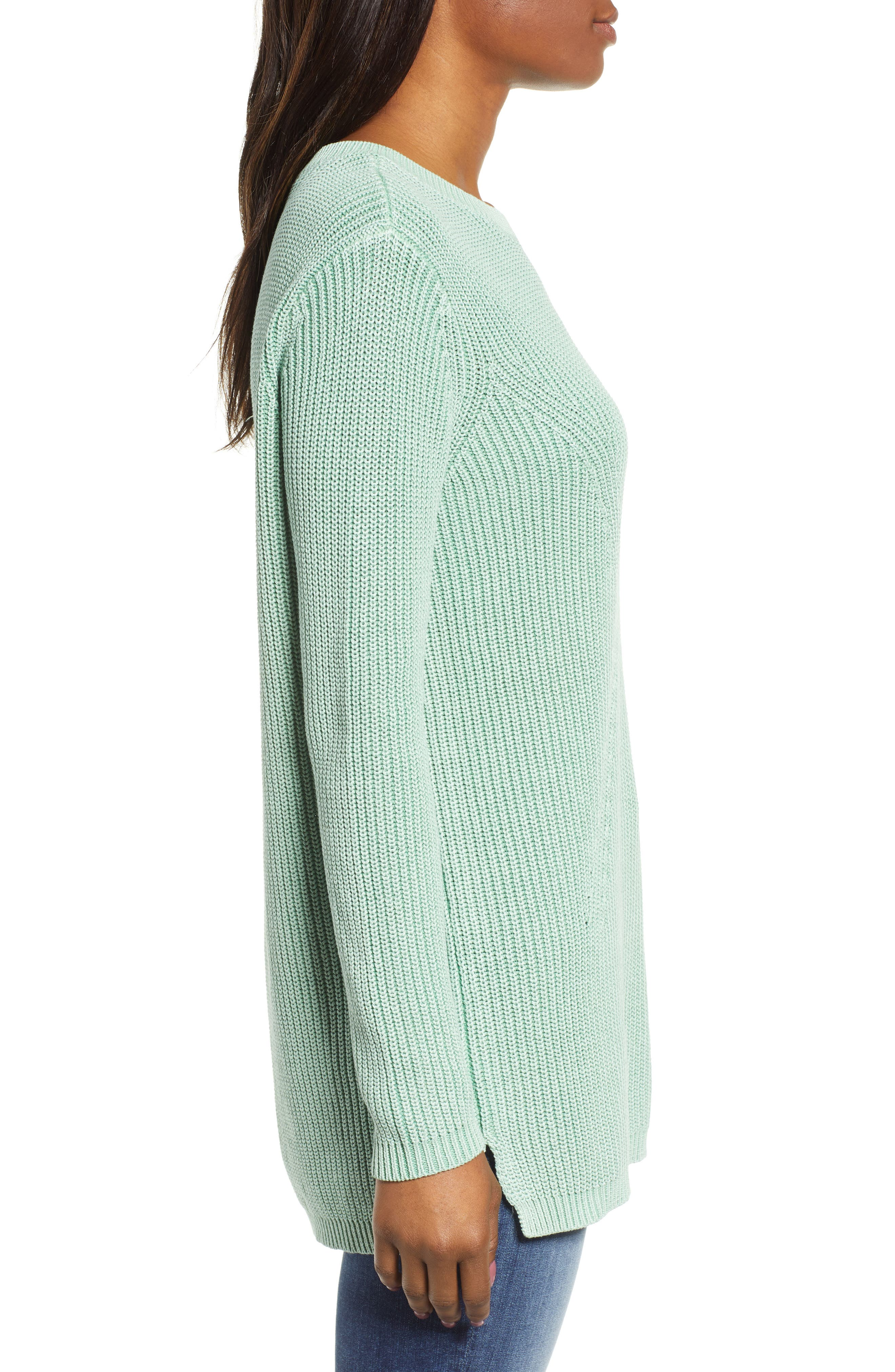 ,                             Tie Back Tunic Sweater,                             Alternate thumbnail 15, color,                             330