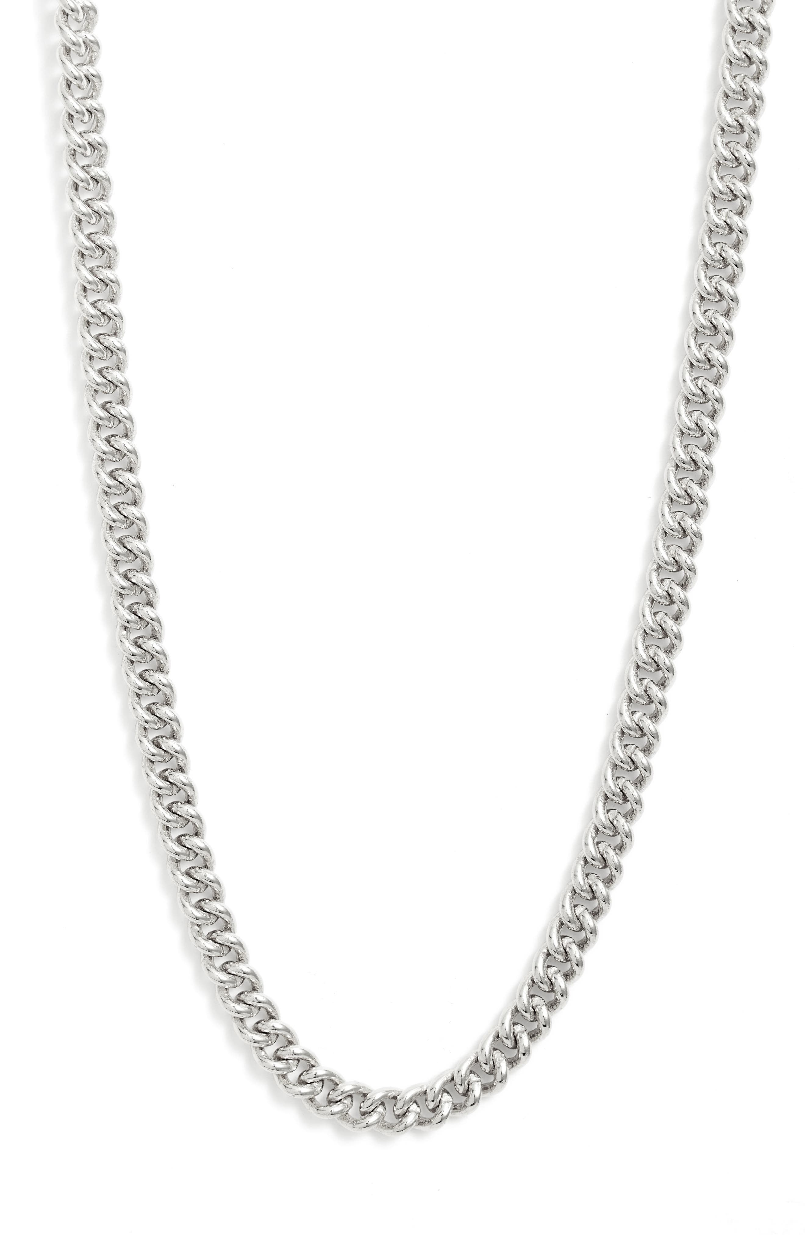 Chain Link Multiwear Necklace