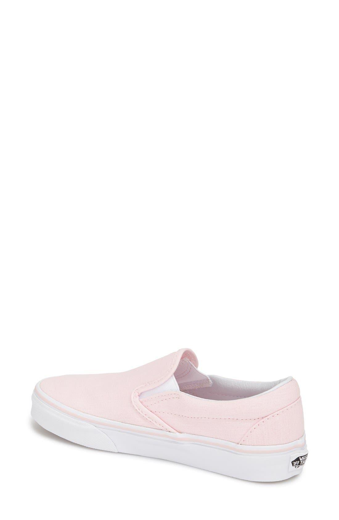,                             Classic Slip-On Sneaker,                             Alternate thumbnail 394, color,                             652