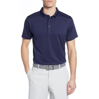 Mizzen+Main Phil Mickelson Performance Golf Polo, Blue