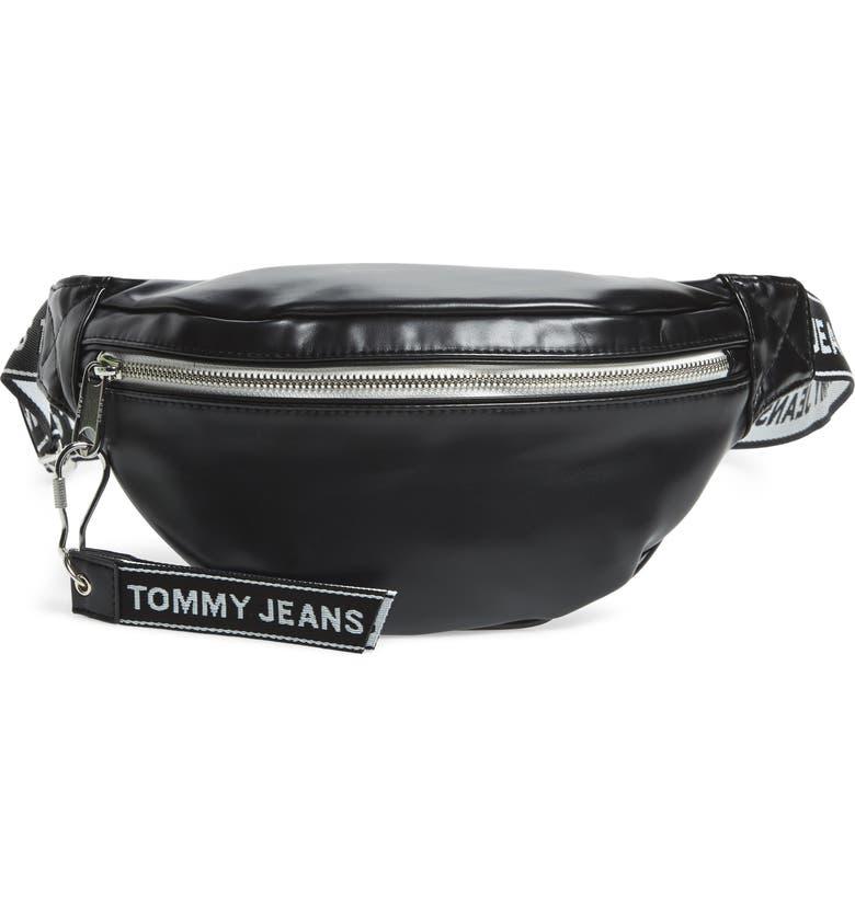 Logo Tape Belt Bag by Tommy Jeans