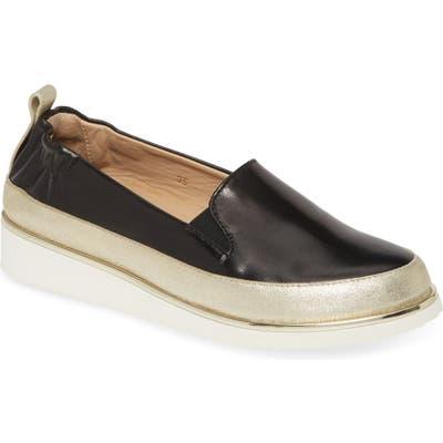 Ron White Nelleca Slip-On Sneaker - Black