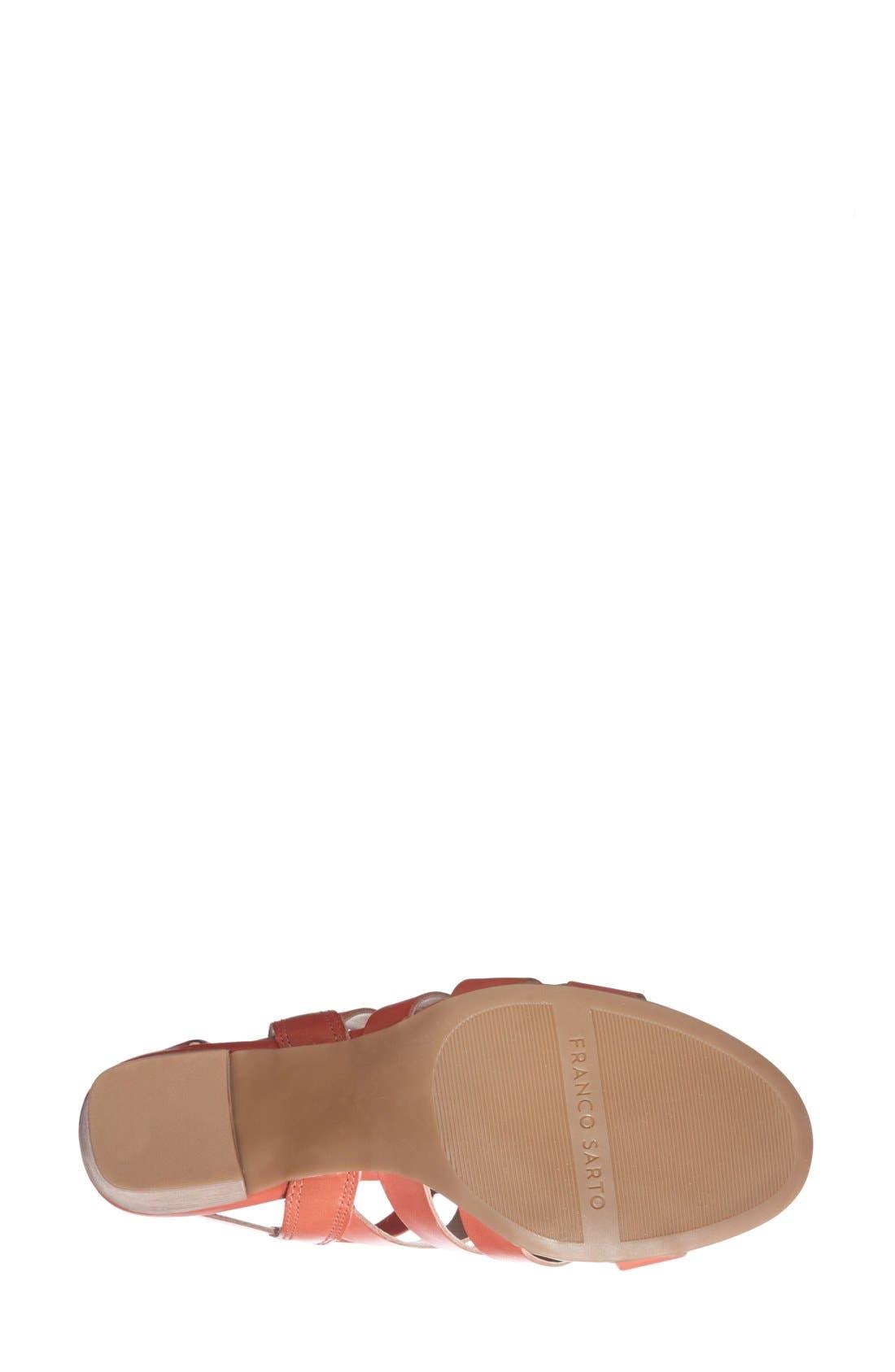 ,                             'Montage' Leather Sandal,                             Alternate thumbnail 20, color,                             800