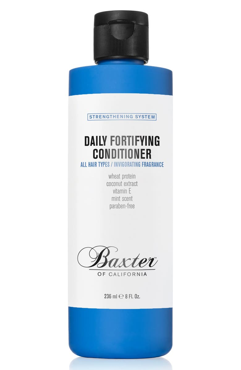 BAXTER OF CALIFORNIA Daily Fortifying Conditioner, Main, color, NO COLOR