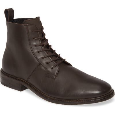 Allsaints Leven Mid Lace-Up Boot, Brown