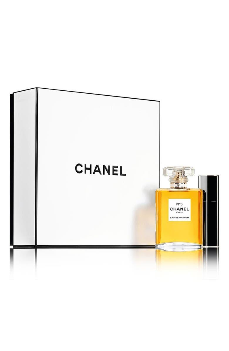 CHANEL N°5 Eau de Parfum Set, Main, color, NO COLOR