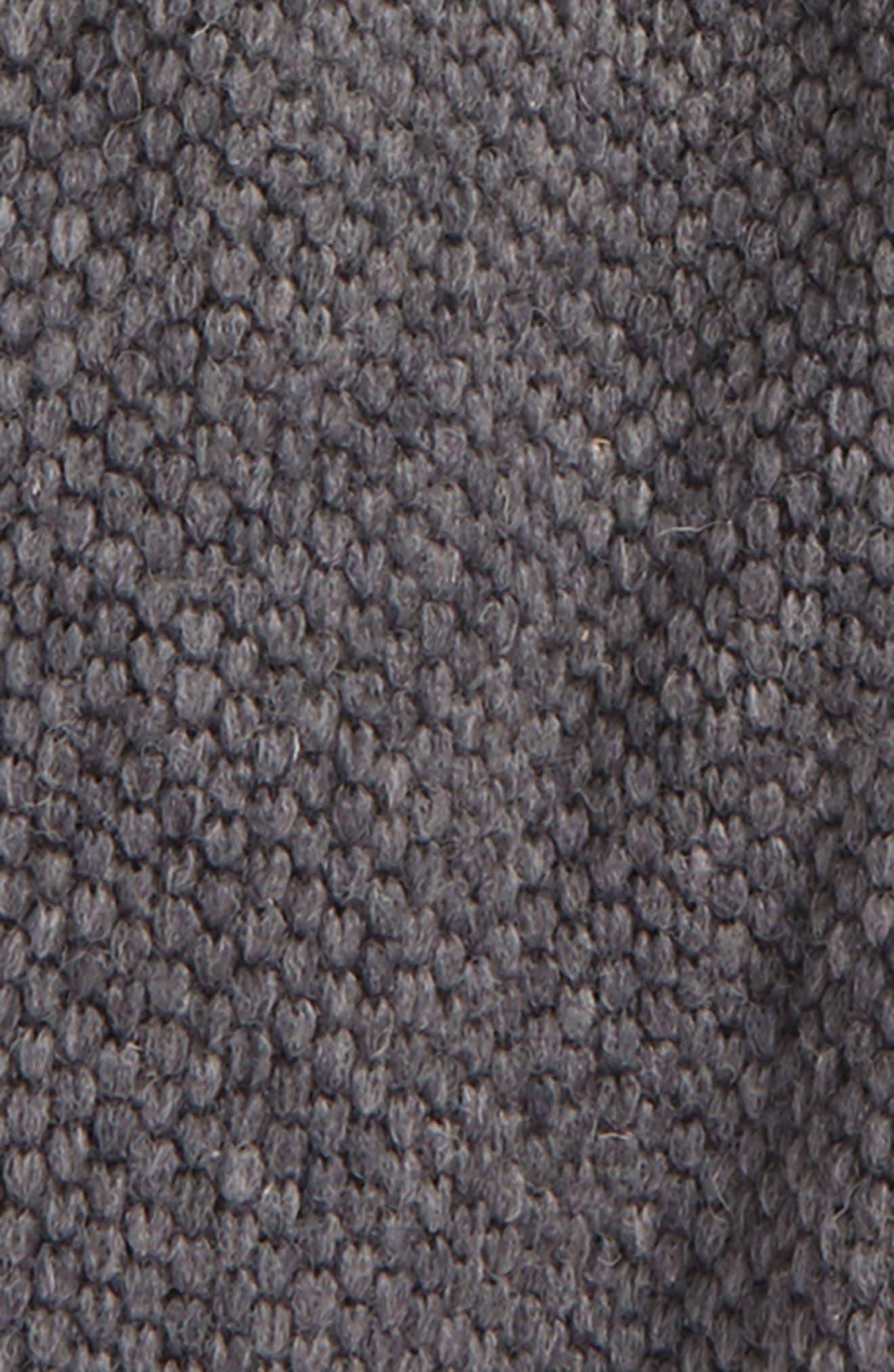 ,                             Faux Fur Collar Coat,                             Alternate thumbnail 4, color,                             030