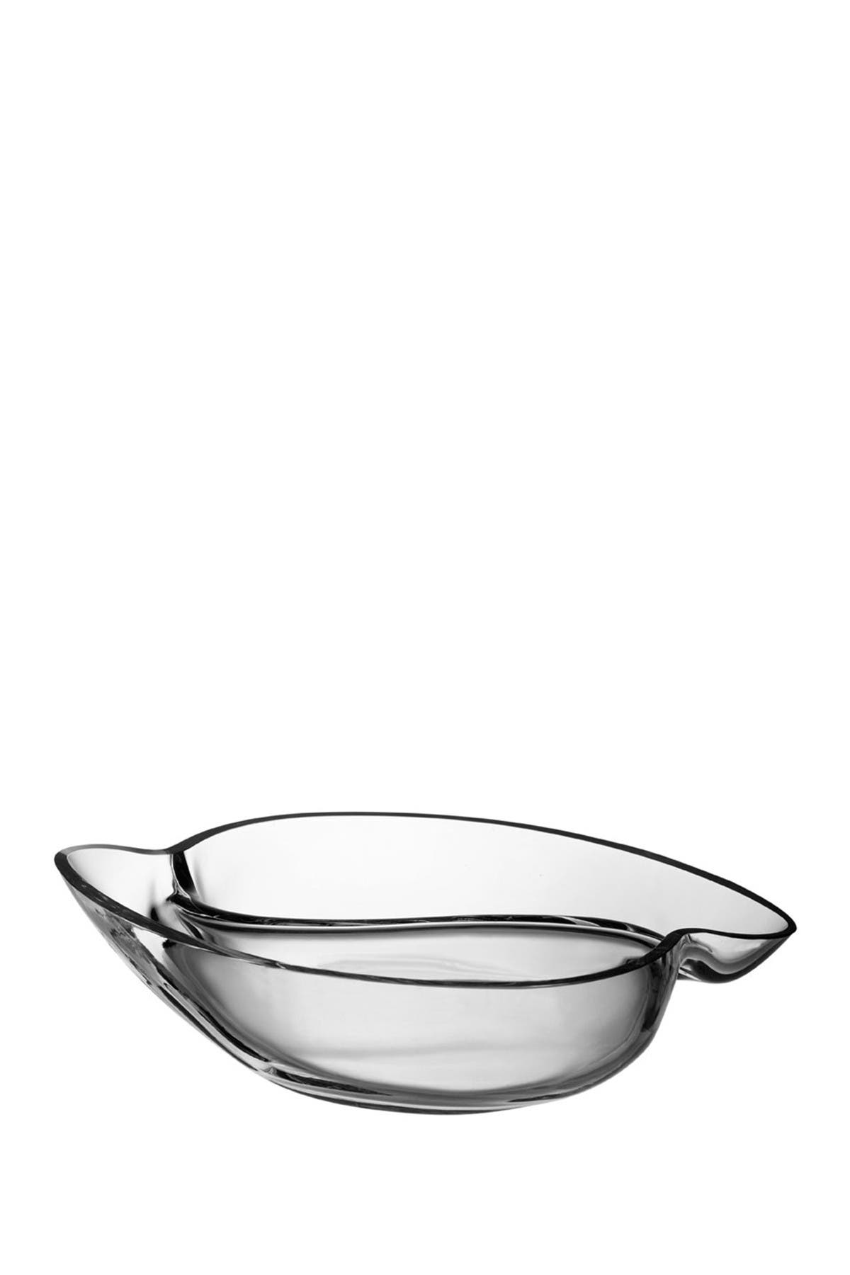 Image of Nude Glass Delectable Divided Crudite