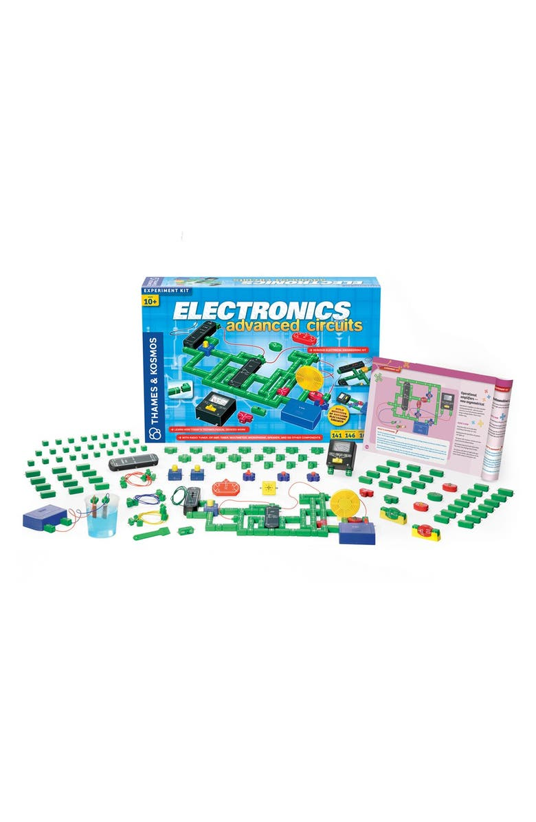Thames Kosmos Electronics Advanced Circuits Experiment Kit