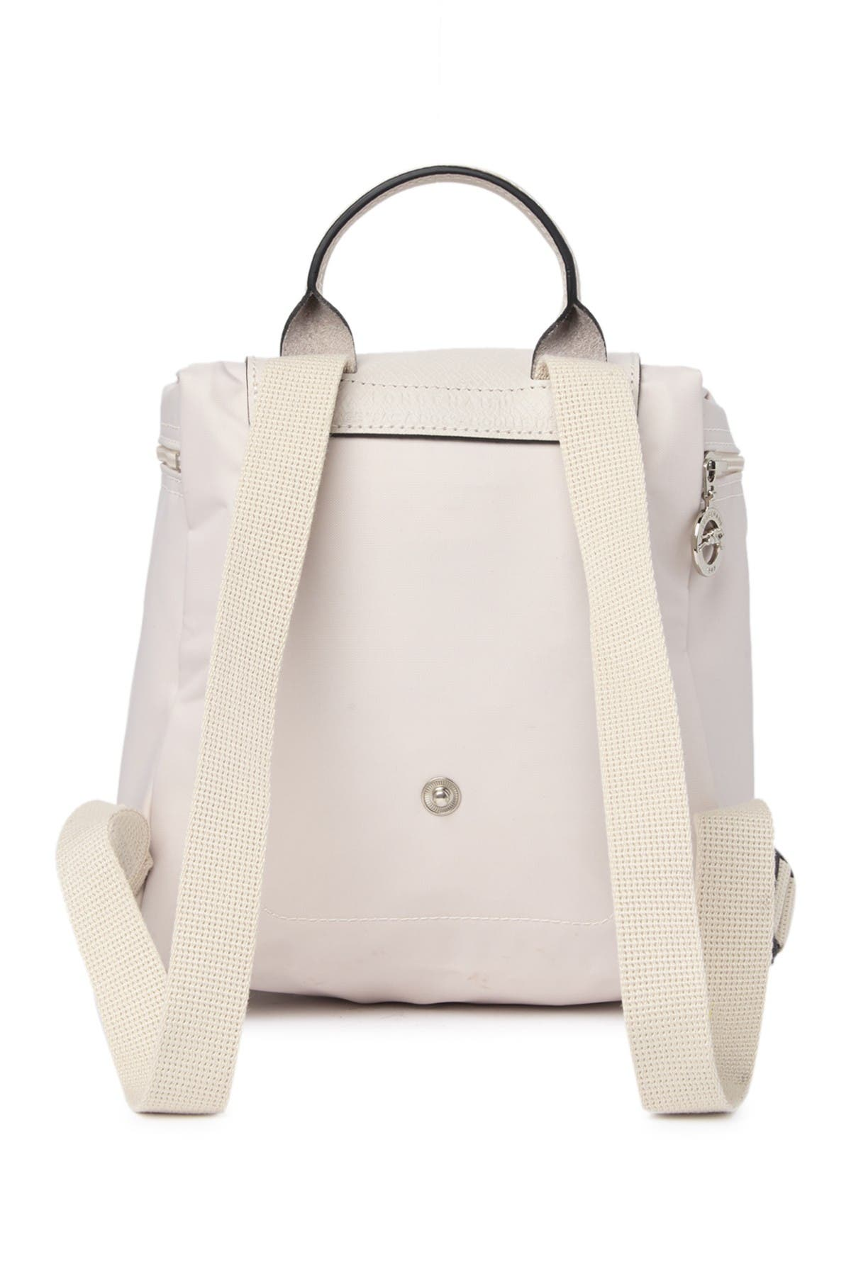 Pliage Mini Size Backpack In Chalk