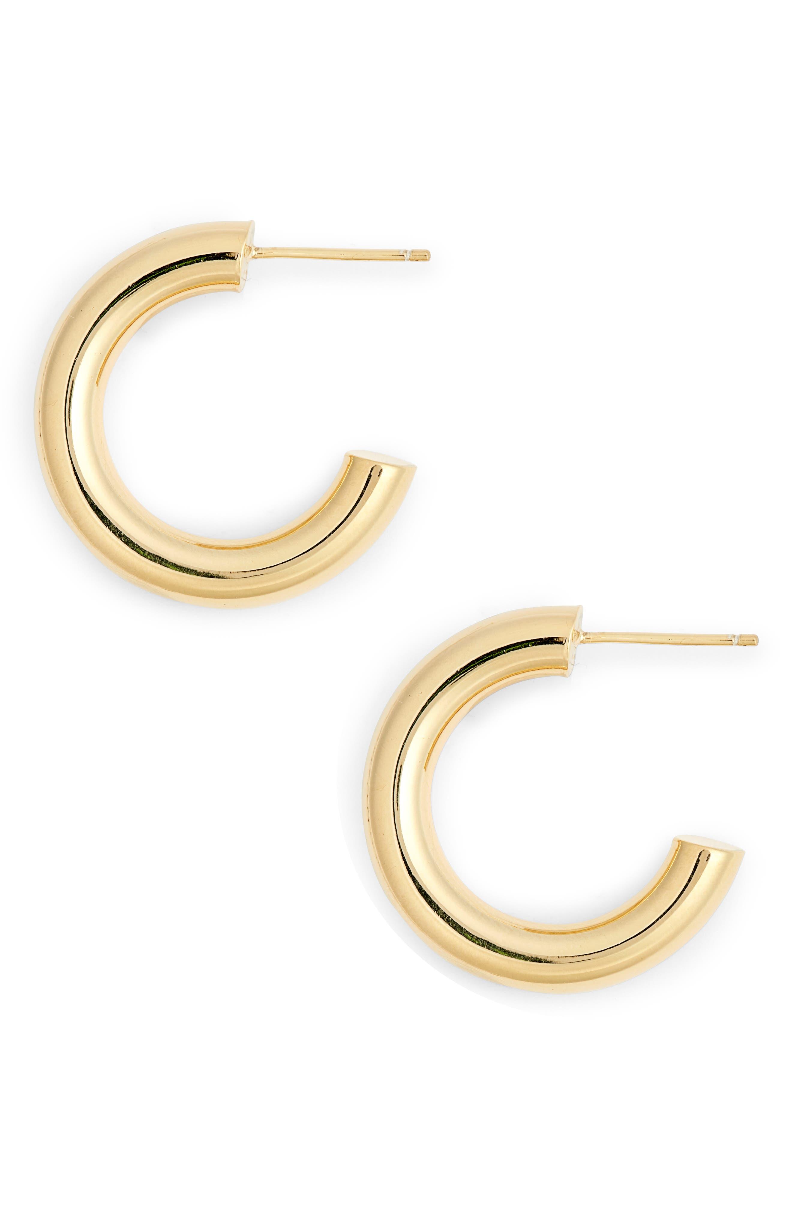 Lou Hoop Earrings