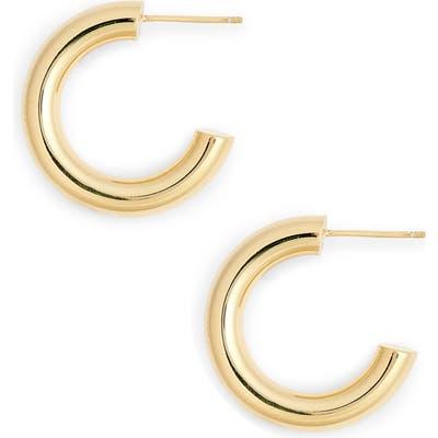 Jennifer Zeuner Lou Hoop Earrings