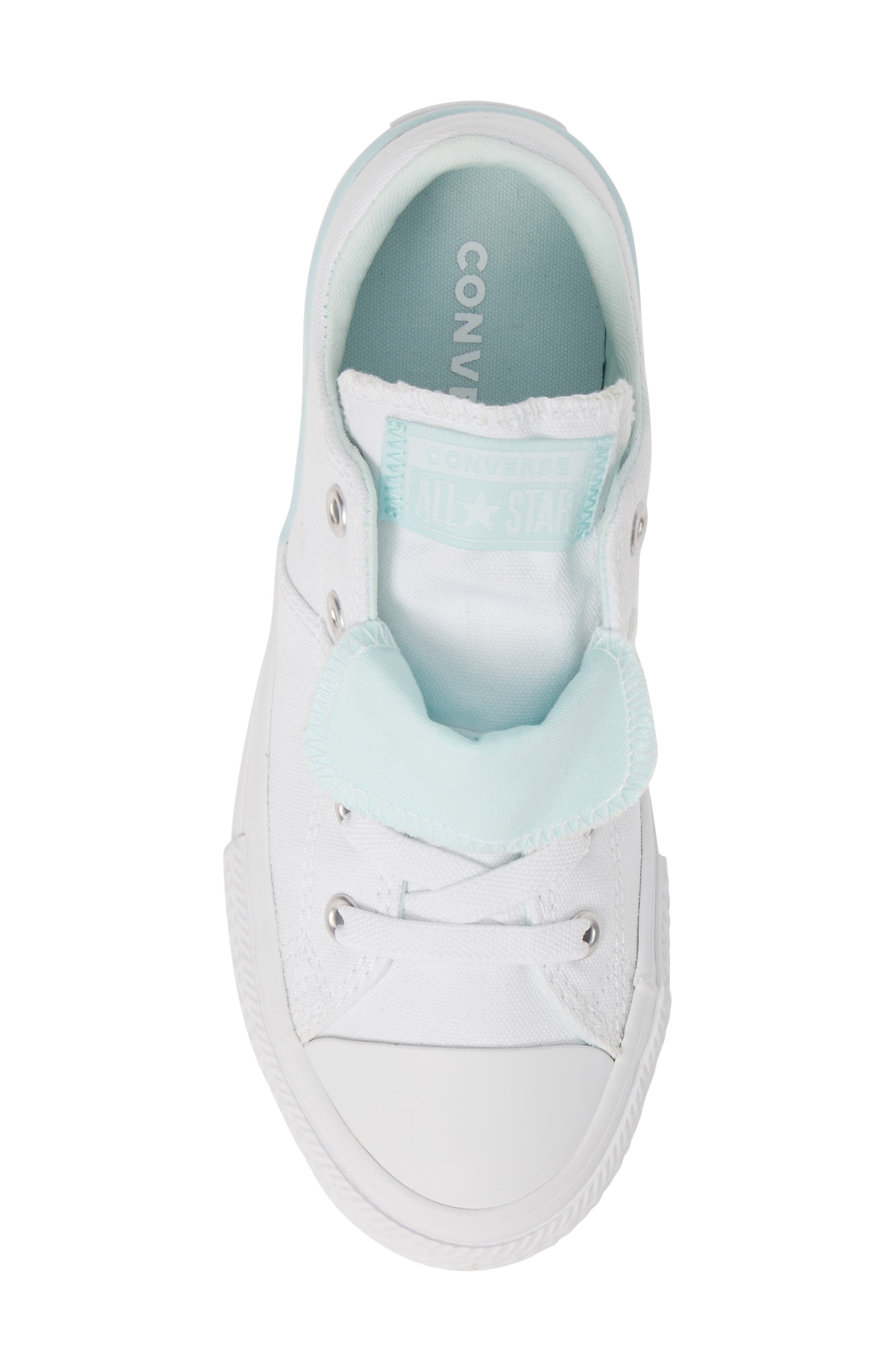 ,                             Chuck Taylor<sup>®</sup> All Star<sup>®</sup> Maddie Double Tongue Sneaker,                             Alternate thumbnail 71, color,                             102