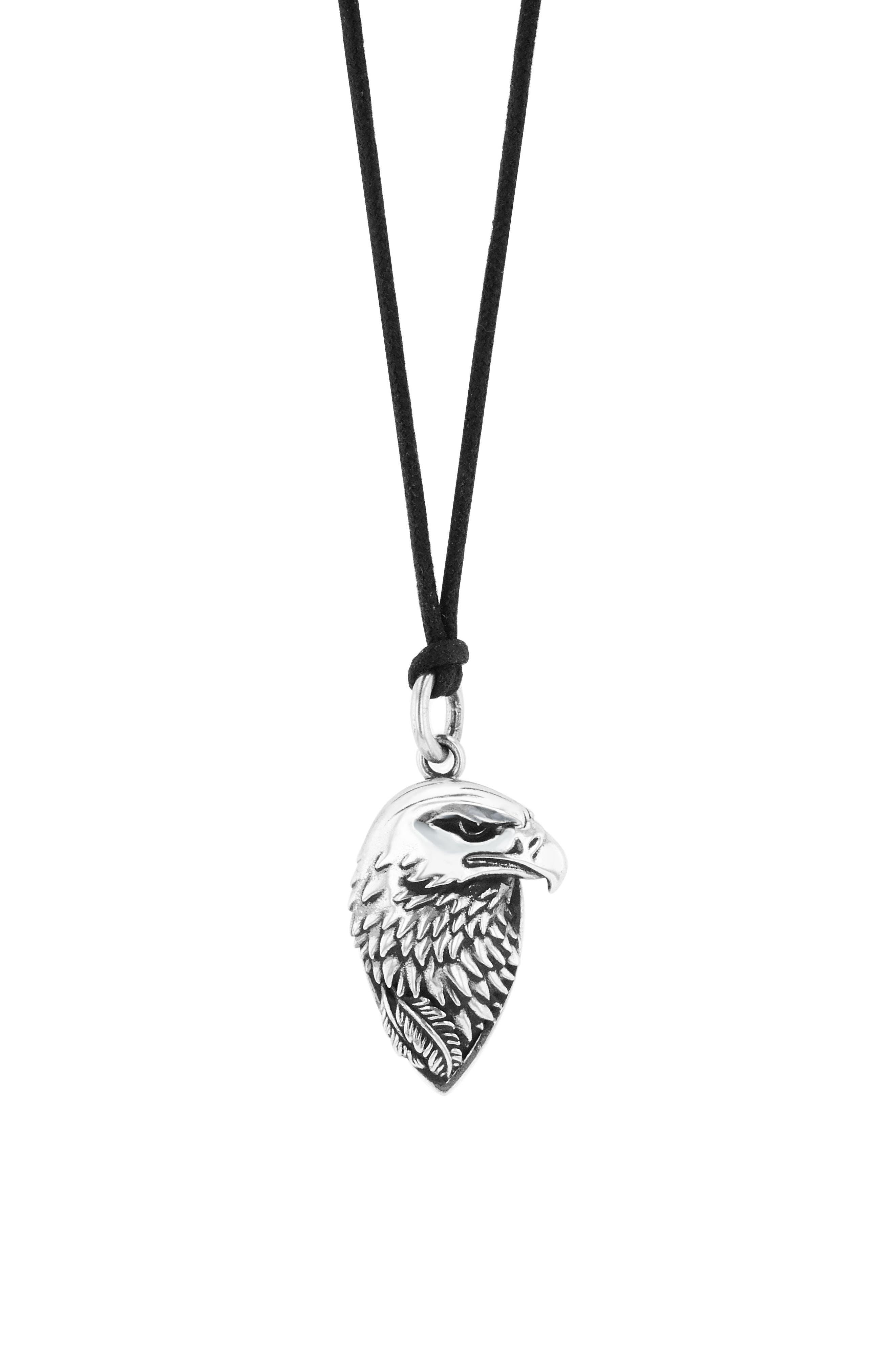 American Voices Eagle Pendant Necklace