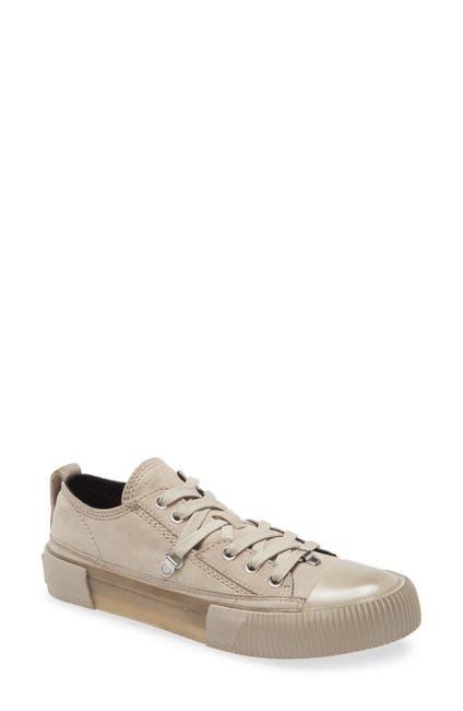 Image of ALLSAINTS Jazmin Leather Sneaker