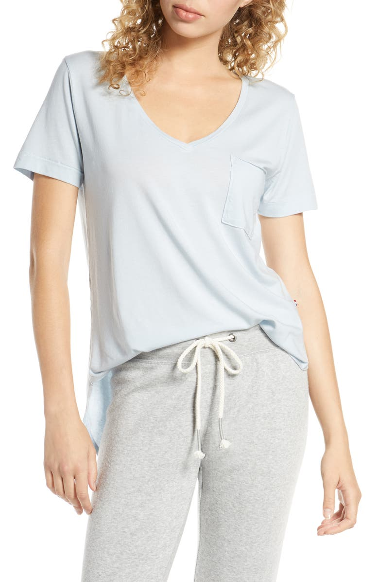 SOL ANGELES Essential Torque Tee, Main, color, MIST