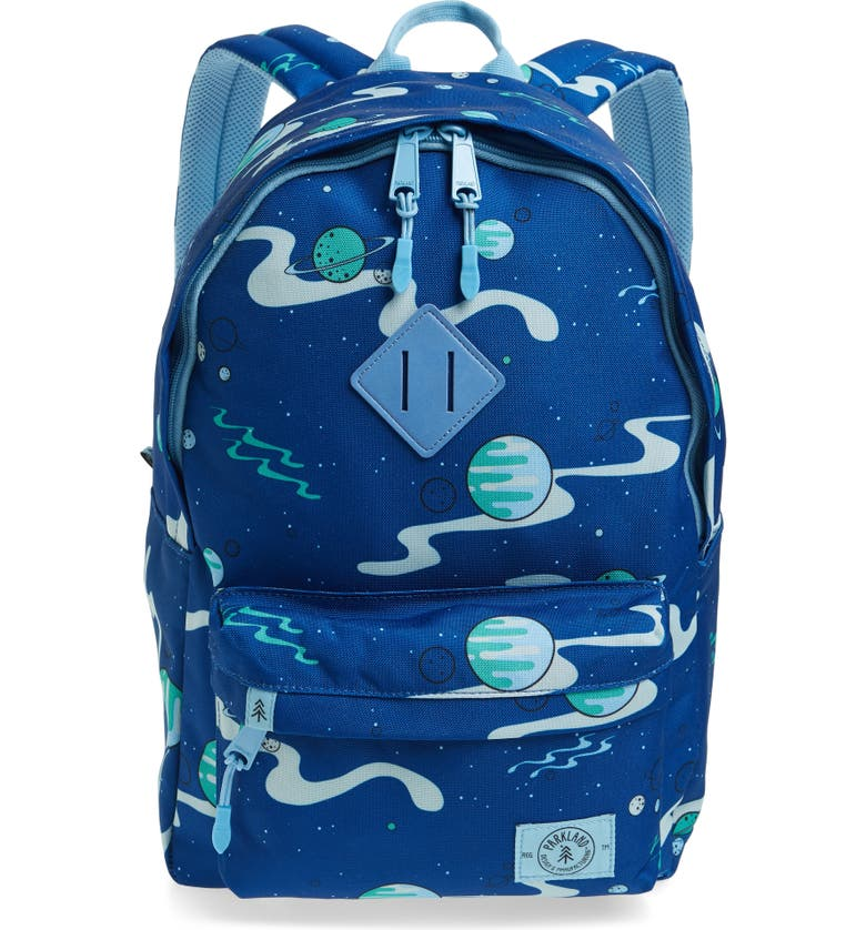 PARKLAND Bayside Backpack, Main, color, NEBULA GALAXY
