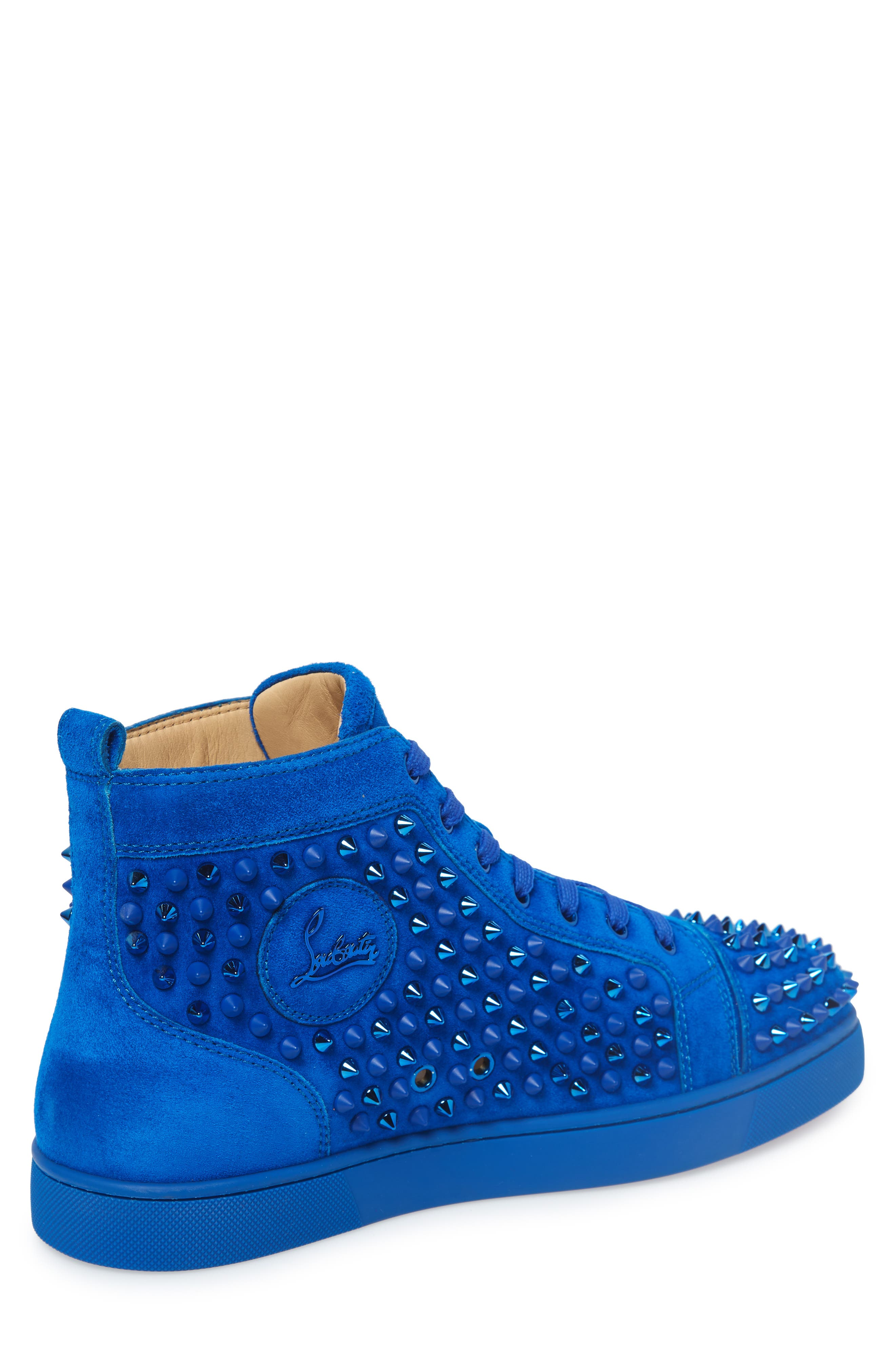 ,                             Louis Spikes High Top Sneaker,                             Alternate thumbnail 2, color,                             CYCLE/CYCLE MIX