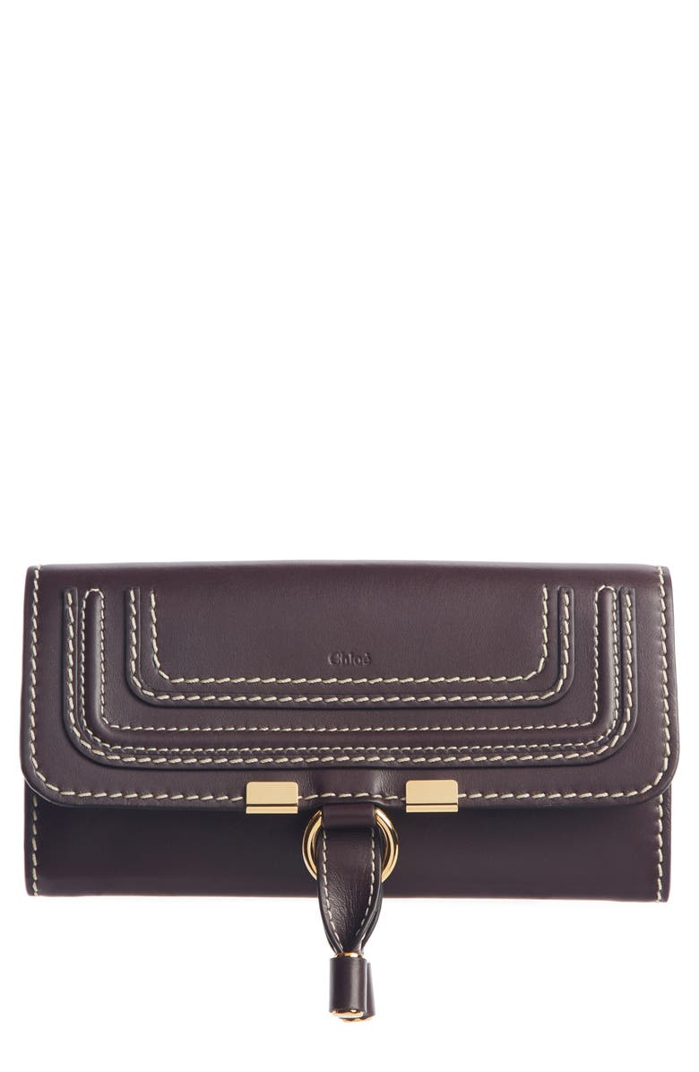 Chlo Marcie Long Leather Wallet