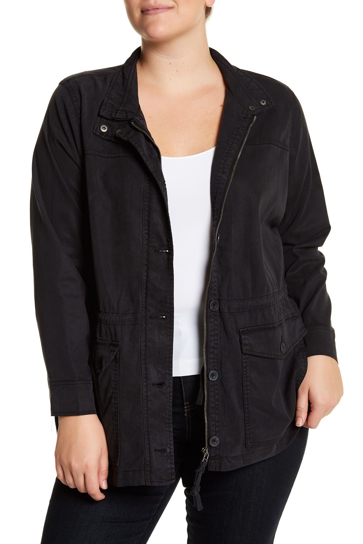 Image of Lucky Brand Utility Jacket