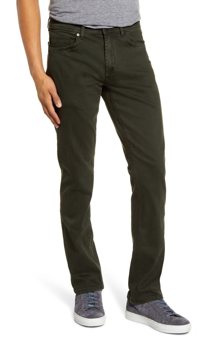 BLANKNYC Wooster Slim Fit Twill Pants, Main, color, BACK ON MY GRIND