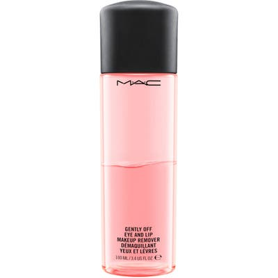 MAC Gently Off Eye & Lip Makeup Remover -